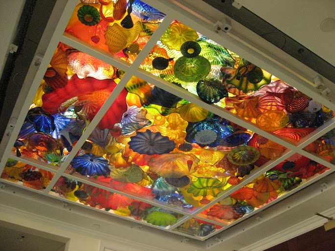 Marisa Mayer's Chihuly glass ceiling