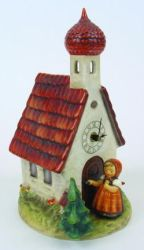 Hummel Century Collection - Chapel Time Clock