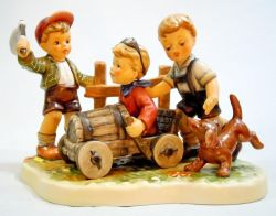Hummel Moments In Time Collection - Soap Box Derby
