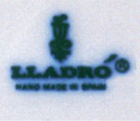 Lladro Backstamp - 1974 to 1977
